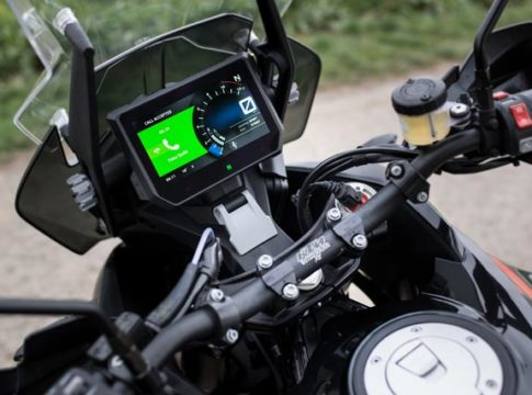Motorcycles GPS Device