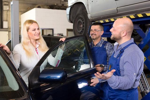 Hire an Automotive Mechanic