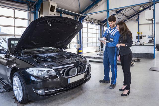 Hiring A Car Mechanic
