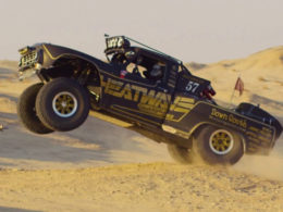 Ford-F-100 Trophy Truck