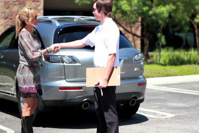 Returning a Lease Car