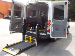 Wheelchair Accessible Transport