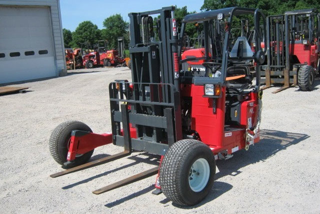 Buying a Used Moffett Forklift