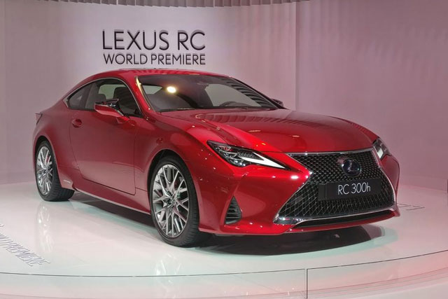 Lexus LC Limited Edition