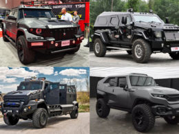 Most Expensive Armored Cars in the World