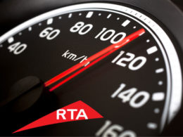 RTA Traffic Rules