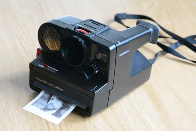 Camera and Printer