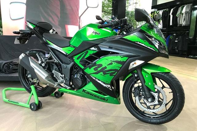 Kawasaki Ninja 300 / ABS