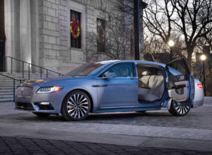2019 Lincoln Continental - Sold Out Ever After Priced $110,000