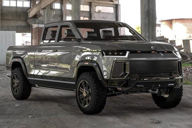 Atlis XT Reveals Its Electric Pickup Truck
