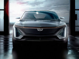 Cadillac Has Also Entered in The Race of EVs