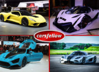 Top 10 Fastest Cars In The World (Including Devel Sixteen)