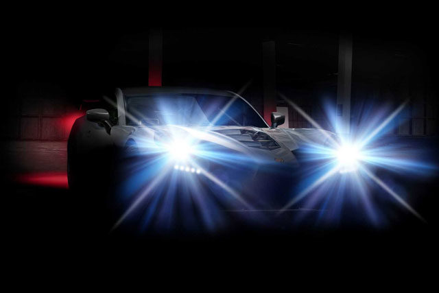 Ginetta Supercar Teased