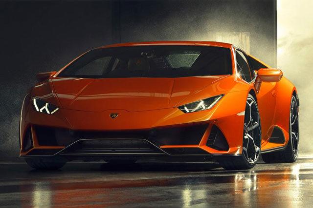 Lamborghini's Releases The Teaser Image of 2020 Huracan Evo