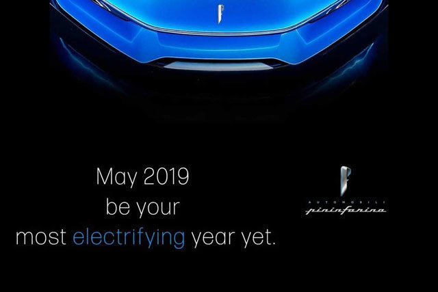 Pininfarina To Take On The Electric Car