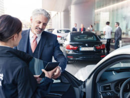 Tech is Enhancing Customer Service in the Auto Business