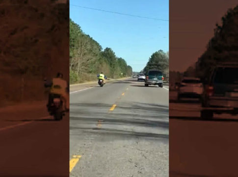 The Proper Way of Towing A Motorcycle