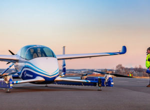 Boeing's Self-Flying Taxi Which Completes Its First Flight