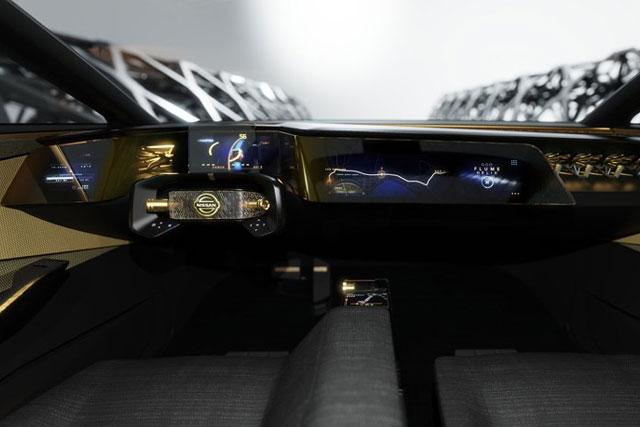 Nissan IMs Concept Detoit Auto Show