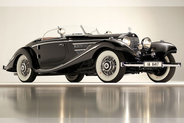 1936 Mercedes-Benz 540K Special Roadster