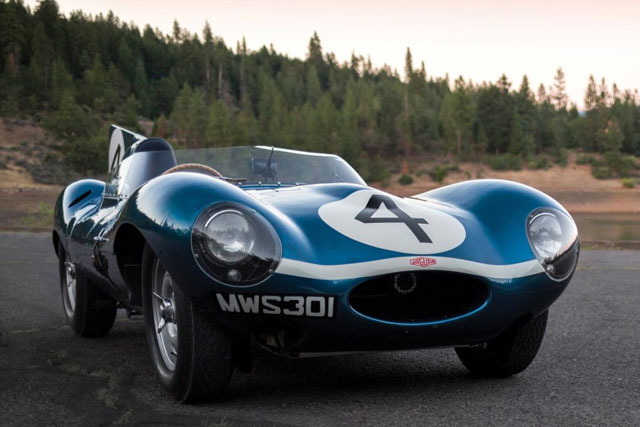 1955 Jaguar D-Type XKD 501