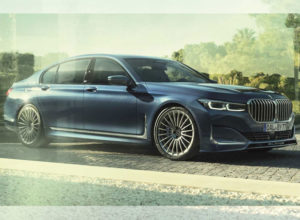 2020 Alpina B7 Oozes Class Even With The Gargantuan Grille