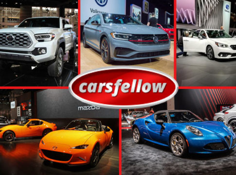5 Hottest Cars of the 2019 Chicago Auto Show
