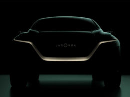 Aston Martin Teases Lagonda All-Terrain Concept Ahead Of Geneva Reveal