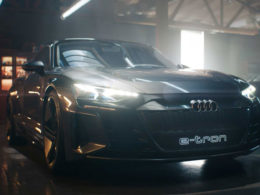 Audi E-Tron GT Super Bowl Ad For Electric Vehicles