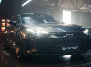 Audi E-Tron GT Super Bowl Ad For Electric Vehicles
