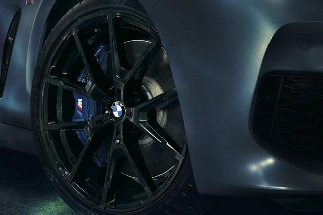 BMW 8 Series wheel