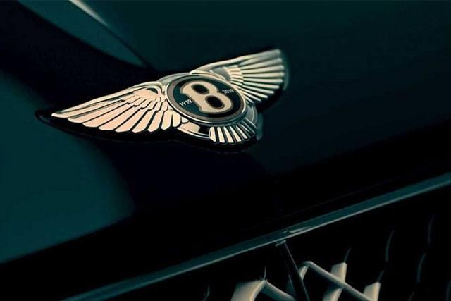 Bentley Centenary Model