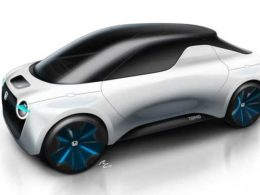 Honda Teams Up With Design Students To Reveal This Cute Concept Car
