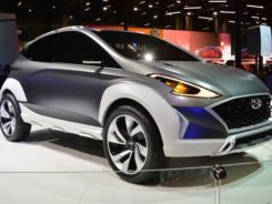 Hyundai To Unveil Sub-Kona Petite Crossover In New York Auto Show
