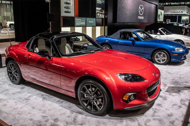 Mazda Miata Classics
