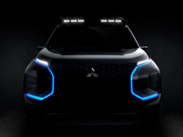 Mitsubishi To Debut Engelberg Tourer Electric SUV Concept In Geneva Motor Show