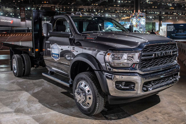 Ram HD Chassis Cab