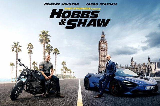 Watch Hobbs & Shaw Trailer Makes Fast & Furious Look Realistic