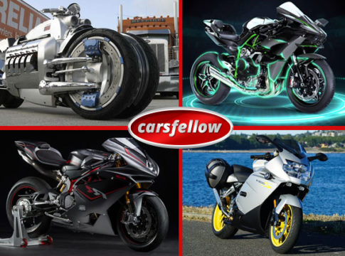 Top 10 World's Fastest Motorcycles in 2019