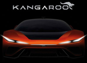 Giugiaro Father And Son Tease Kangaroo Electric Hyper SUV