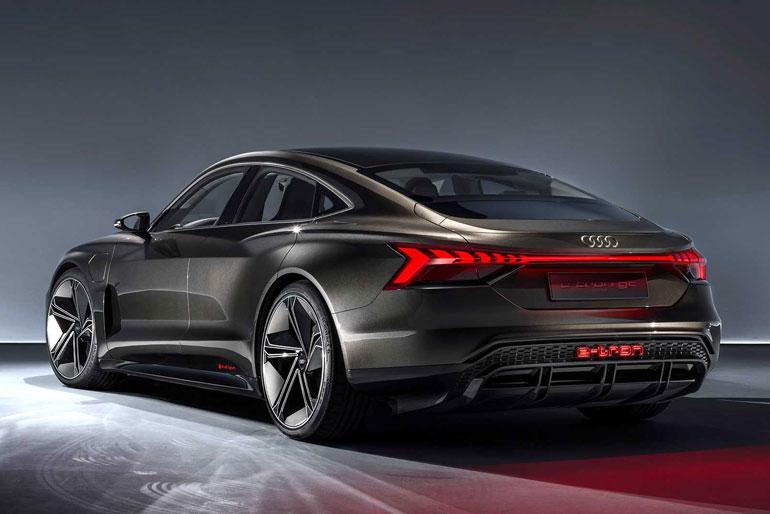 2019 Audi e-tron GT