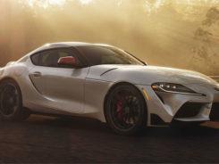 2020 Toyota Supra Color Options Release