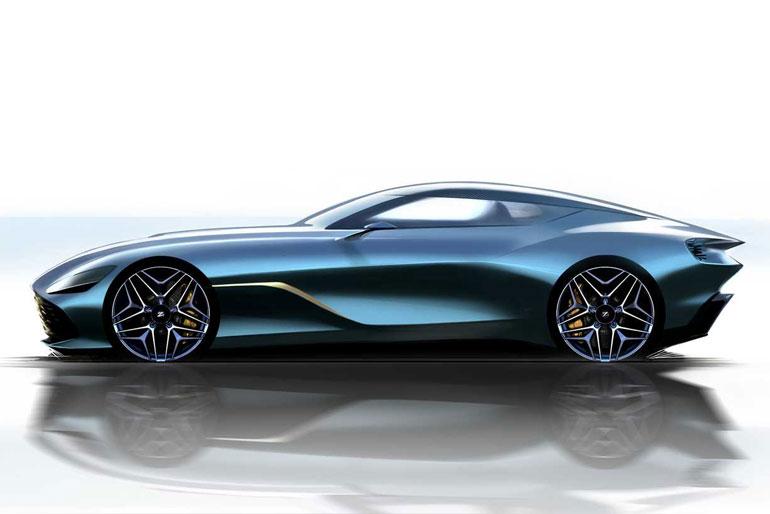 Aston Martin DBS GT Zagato First Look