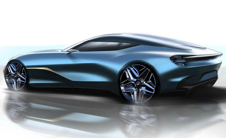 Aston Martin DBS GT Zagato Looks