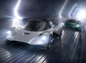 Aston Martin Mid-Engine