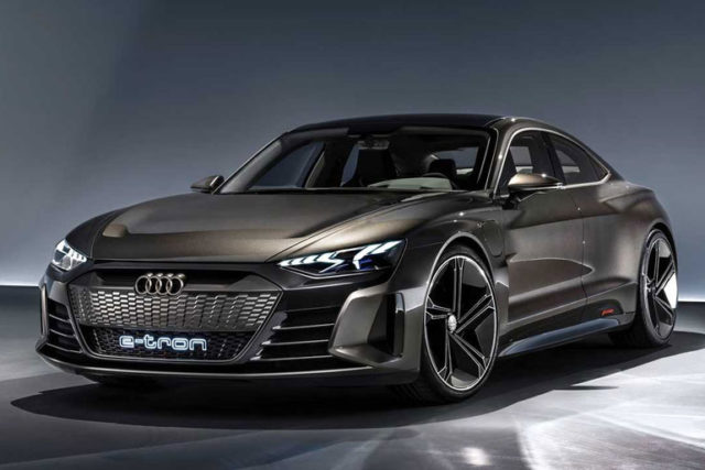 Audi Ready To Fight Tesla Model 3 With A4-Sized Electric Sedan