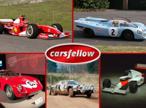 Coolest Racing Cars Ever in the History