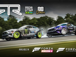 Forza Horizon 4 Updates Add RTR Drift Cars