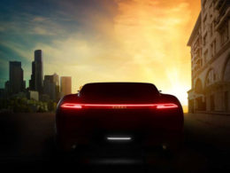 Karma Automotive Teases Vision Concept