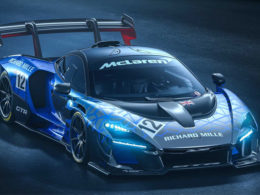McLaren Has Finally Released The Much-Awaited Senna GTR